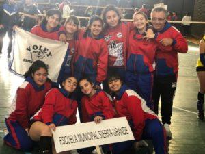 Deportes Sierra Grande