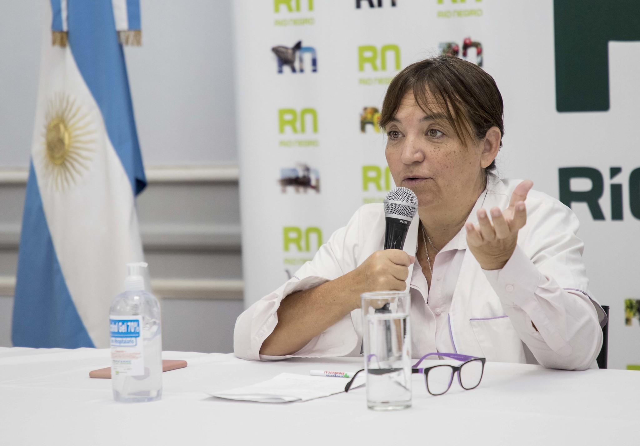 Río Negro ya tiene 72 casos de coronavirus - Pido la Palabra