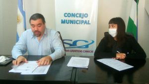 Concejo Municipal de Sierra Grande